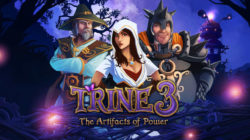 Trine 3: The Artifacts of Power arriva su PC