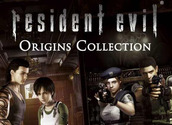 Resident Evil Origins Collection annunciata per Gennaio
