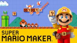 Super Mario Maker feaurette