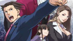 Capcom annuncia l'anime di Phoenix Wright: Ace Attorney