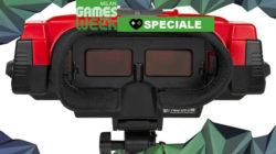 Anche il Virtual Boy era presente alla GamesWeek 2015