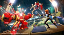 Marvel Battlegrouds rivelato per Disney Infinity 3.0