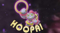 Arriva gratuitamente il Pokémon Hoopa!
