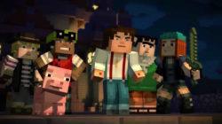 """Minecraft: Story Mode – Trailer """"L'ordine della Pietra"""""""