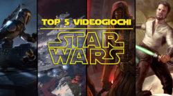 Star Wars Top 5 – Videogiochi