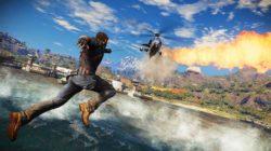 Disponibile il preload di Just Cause 3 su PS4