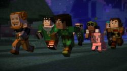 Minecraft: Story Mode – Episode 3: The Last Place You Look – Recensione