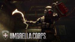 Zombie e picconate per Resident Evil Umbrella Corps