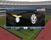 71° Minuto | Lazio – Juventus (Serie A) | PES 2016