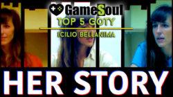 GameSoul Top 5 – I Game of the Year di Icilio