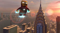 LEGO Marvel's Avengers, un trailer Open World