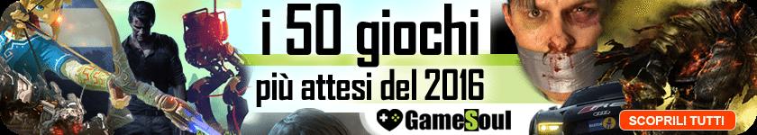 Bottone 50 giochi più attesi 2016