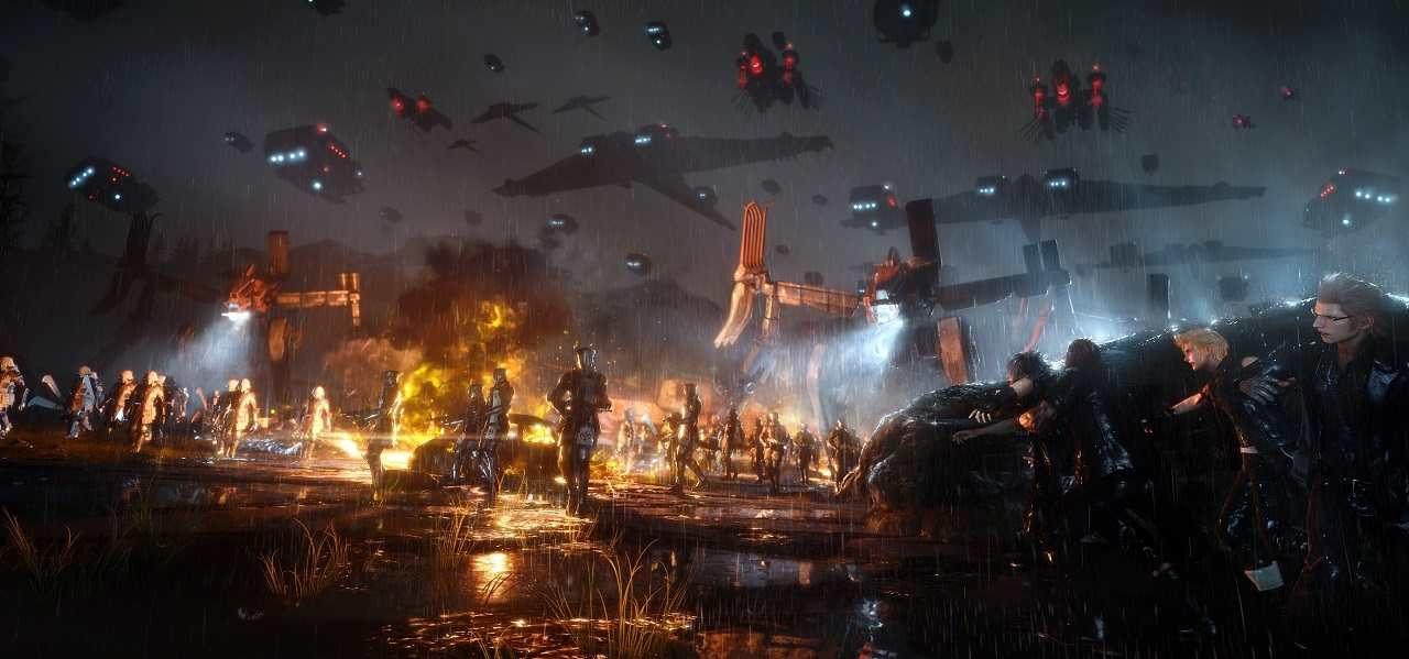 Final Fantasy XV – Le novità dall'Active Time Report!