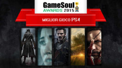 Miglior gioco PS4 – GameSoul Awards 2015
