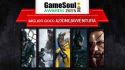 Miglior gioco Azione/Avventura – Gamesoul Awards 2015