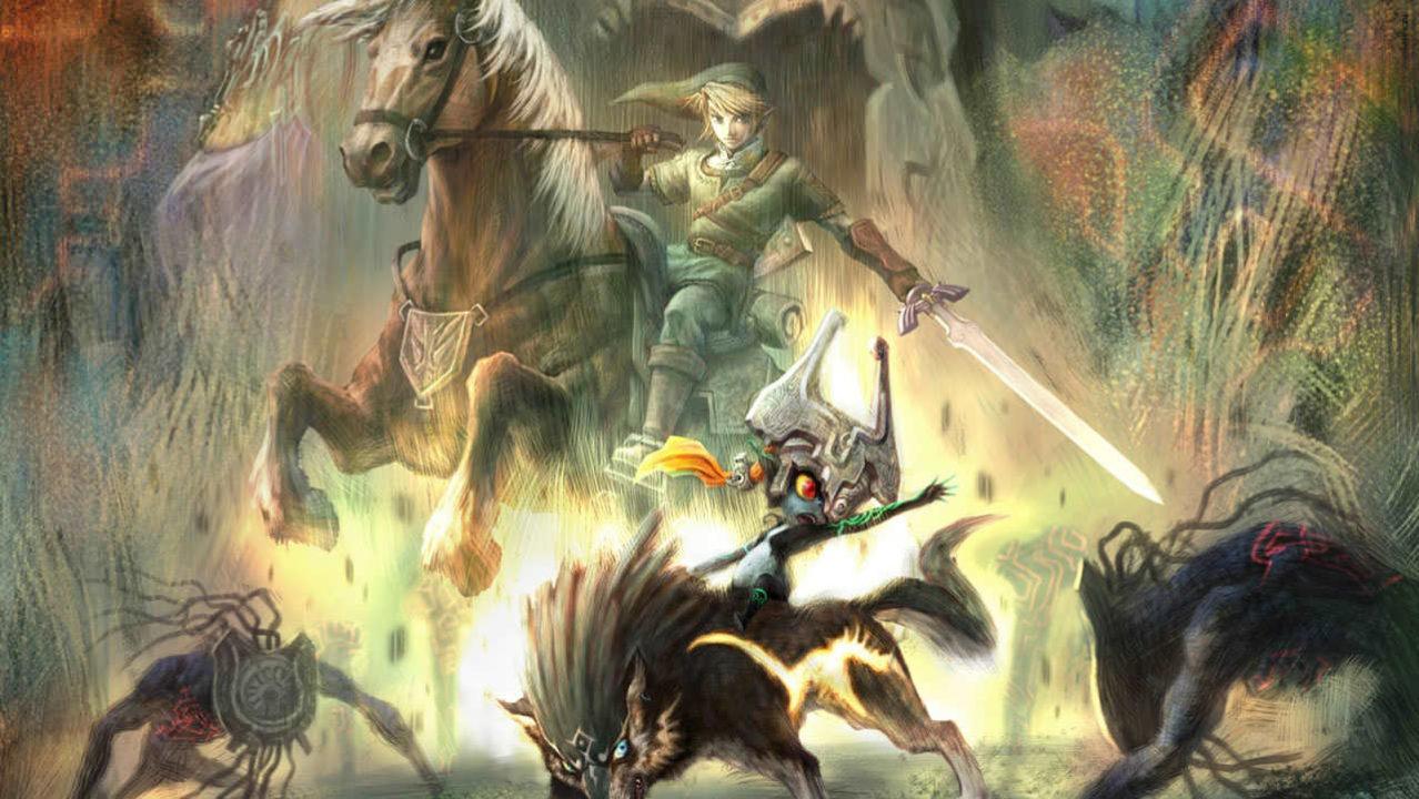 The Legend of Zelda: Twilight Princess HD, a breve nuovi dettagli
