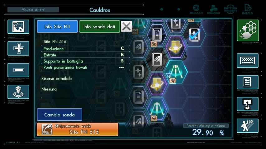 Xenoblade Chronicles X FrontierNav 515