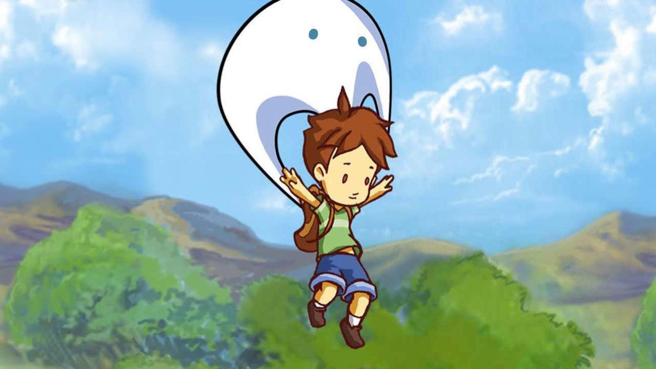 Annunciato A Boy and His Blob per Xbox One