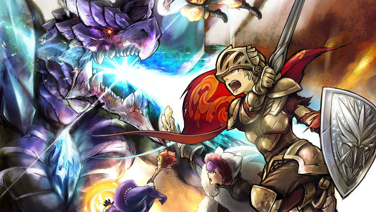 Final Fantasy Explorers – Recensione