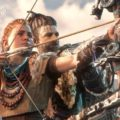 Horizon Zero Dawn – trailer gameplay 4K su PS4 Pro