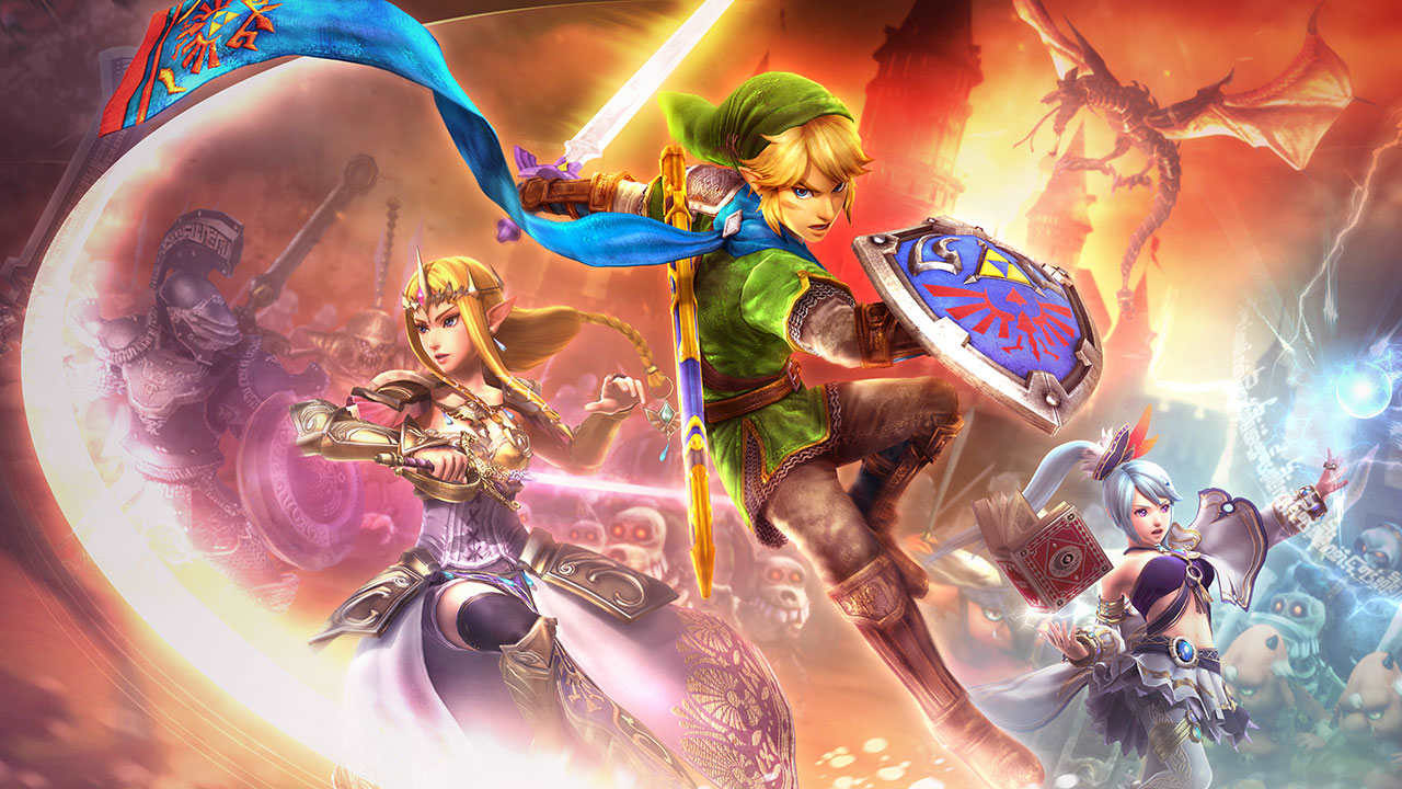 New 3DS XL Hyrule Edition disponibile dal 24 Marzo