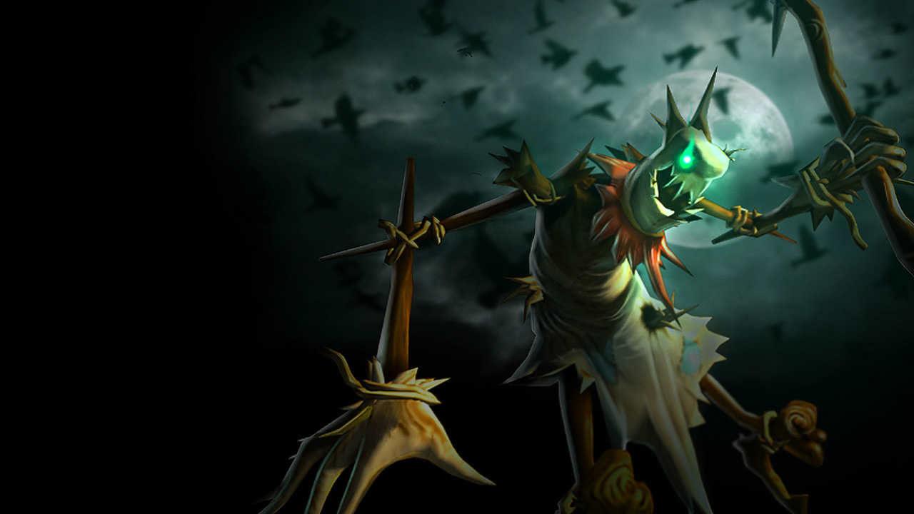 League of Legends: Interviste della Sesta Stagione – Fiddlesticks by CiromakeyouQQ
