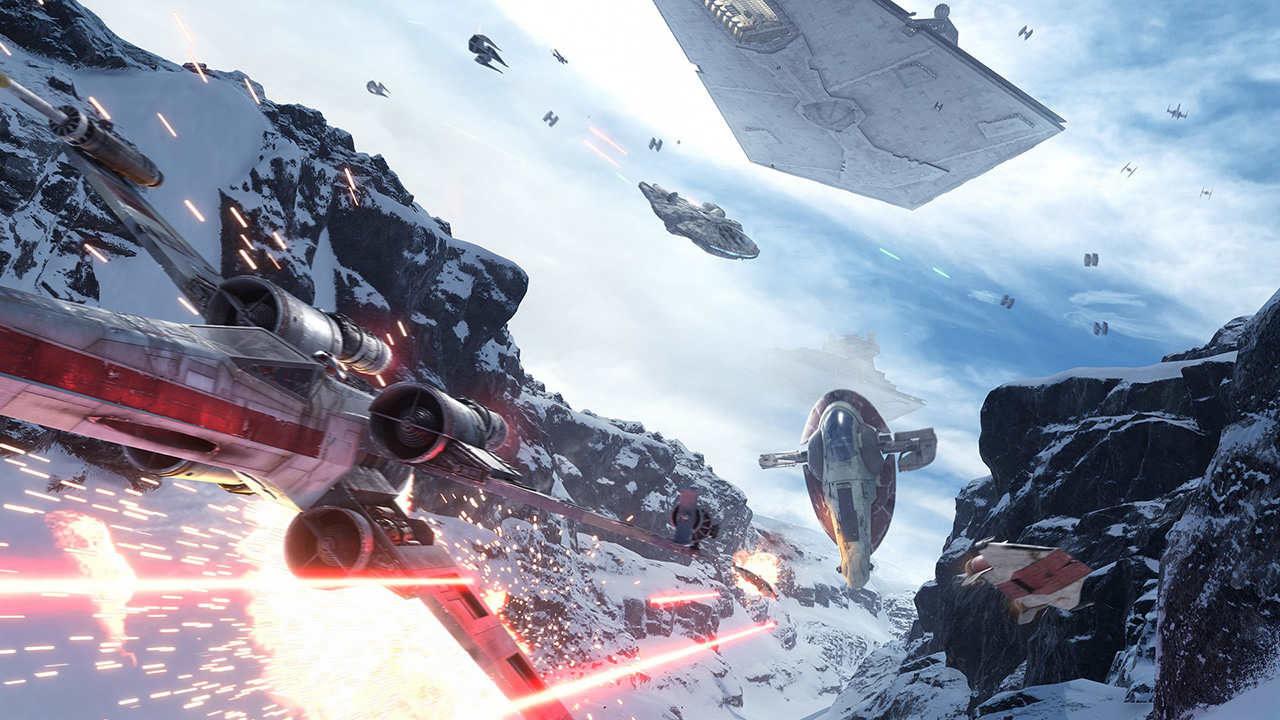 Star Wars Battlefront, un leak svelerebbe i prossimi contenuti