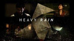 Heavy Rain per PS4 disponibile dal 2 Marzo