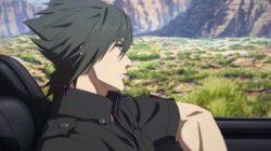 Brotherhood: Final Fantasy XV, l'anime ufficiale del gioco!