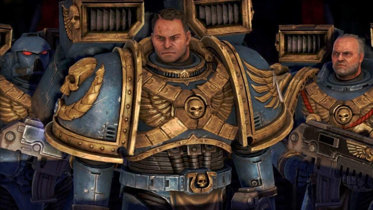 Warhammer 40K: Space Marine disponibile per Nvidia Shield