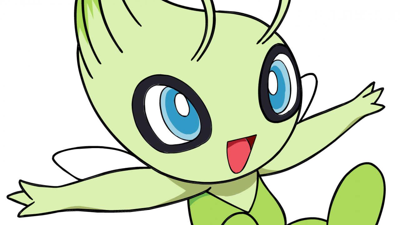 Celebi arriva gratuitamente su Pokémon X, Y e ORAS!