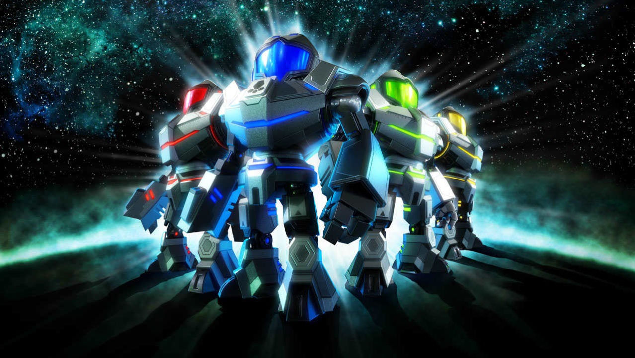 Metroid torna su 3DS con Metroid Prime Federation Force