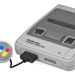 Ed il Super Famicom, in tutto il suo splendore