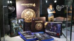 Uncharted 4, due trailer per le edizioni speciali