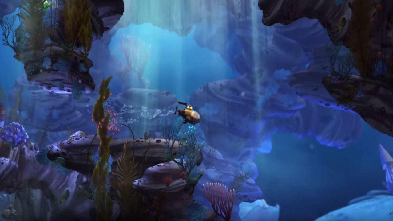 Annunciata la data d'uscita di Song of the Deep insieme a tante novità