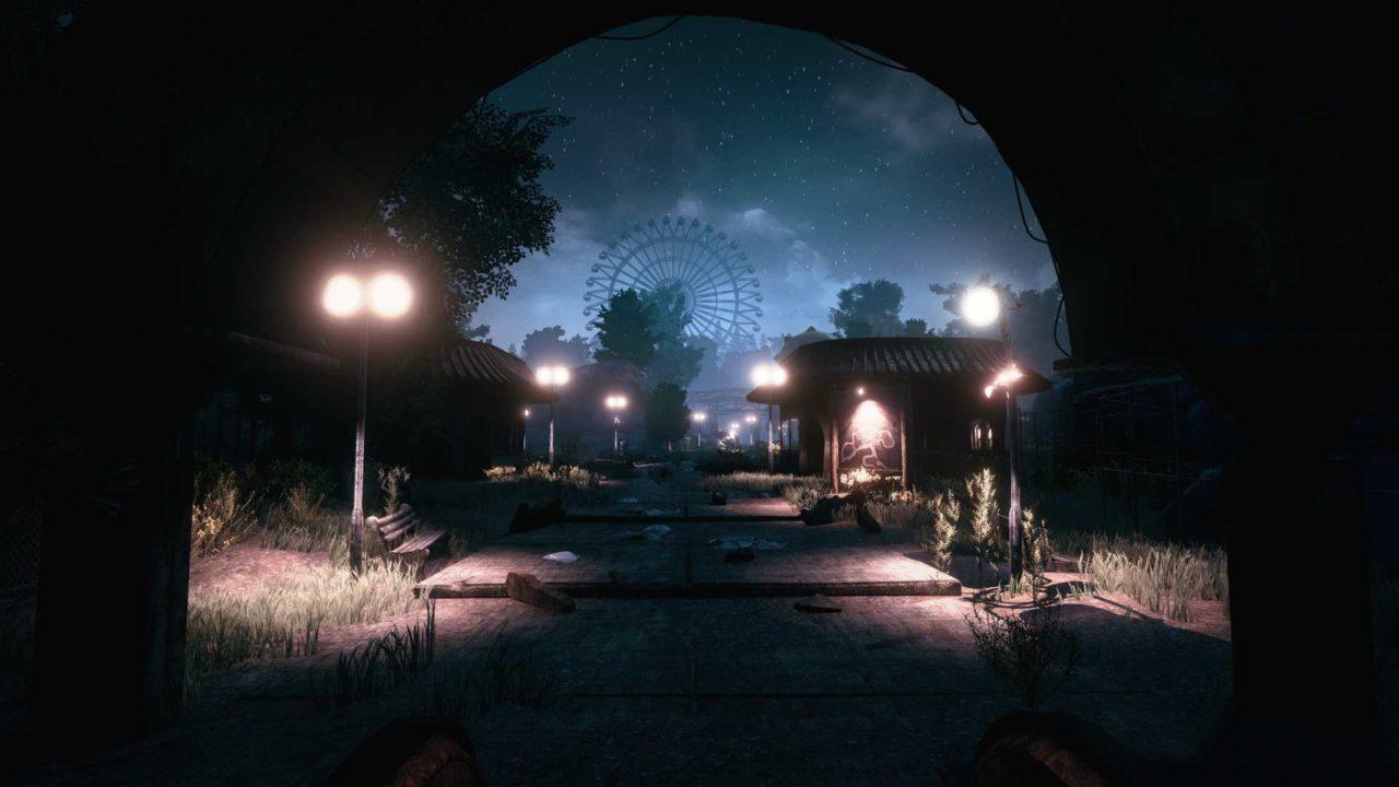 L'horror psicologico The Park arriva su console