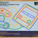 La confezione originale del Super Famicom
