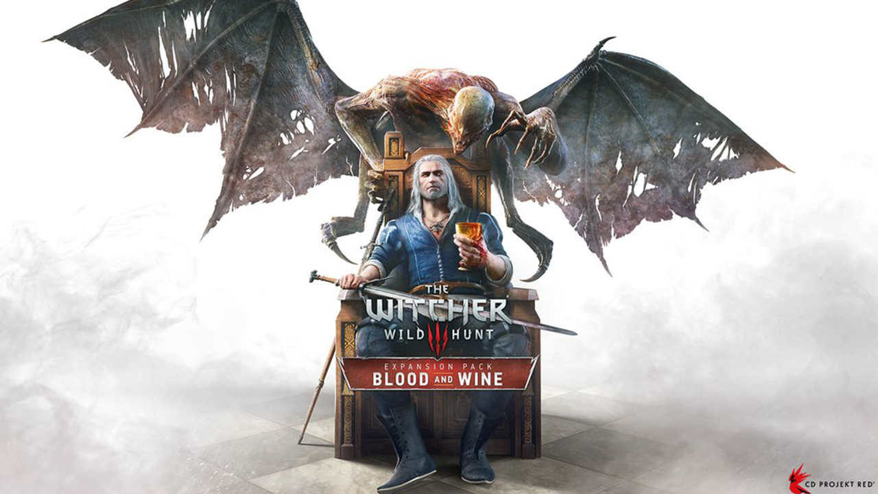 The Witcher 3: Blood and Wine, rivelata la cover art!