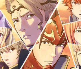 Fire Emblem Fates cast