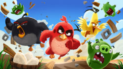 Angry Birds Holiday disponibile in soft-launch