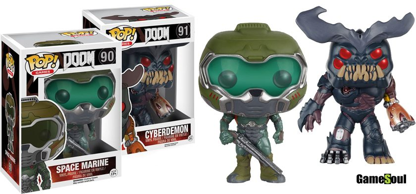 All You Can Loot - Doom Pop! Funko