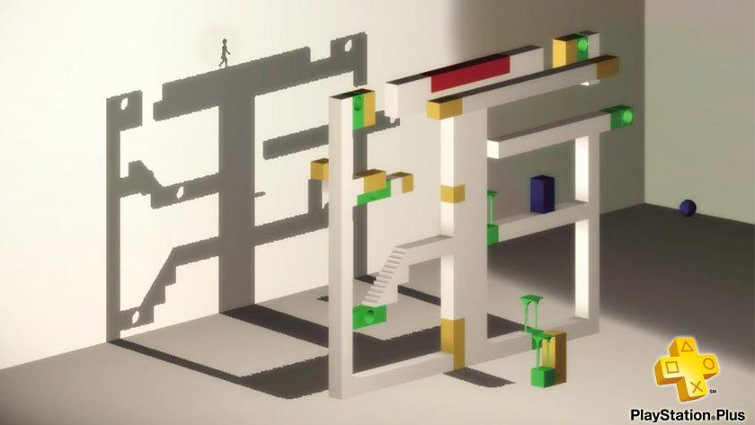 echochrome-playstation-plus-june-gamesoul