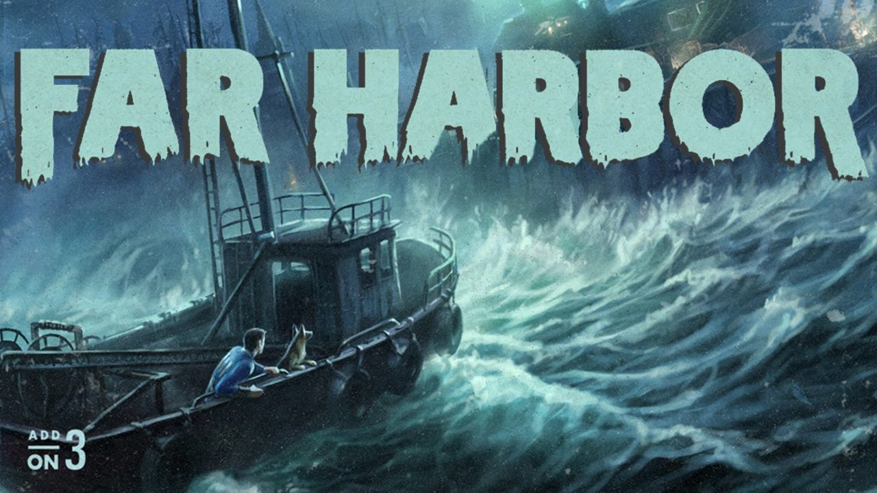 Fallout 4, l'espansione Far Harbor disponibile da domani