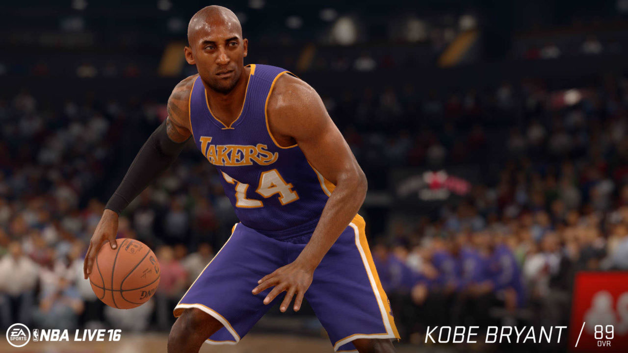 NBA Live 16 disponibile su EA Access a fine mese