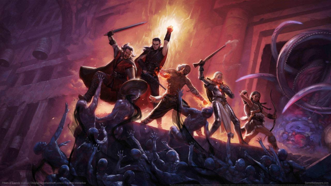 Pillars of Eternity 2 in sviluppo