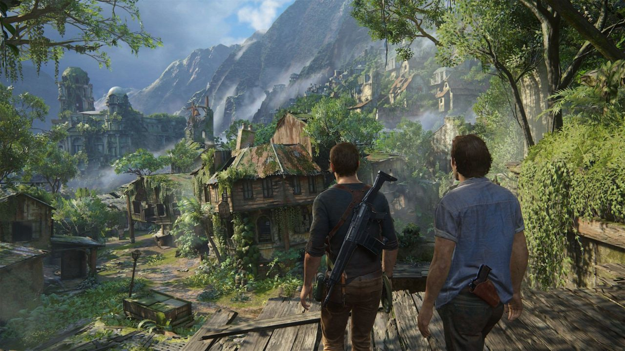 Naughty Dog continua i lavori su Uncharted 4