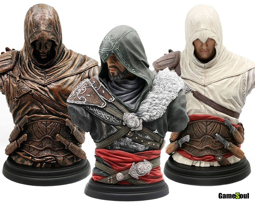 All You Can Loot: Assassin's Creed