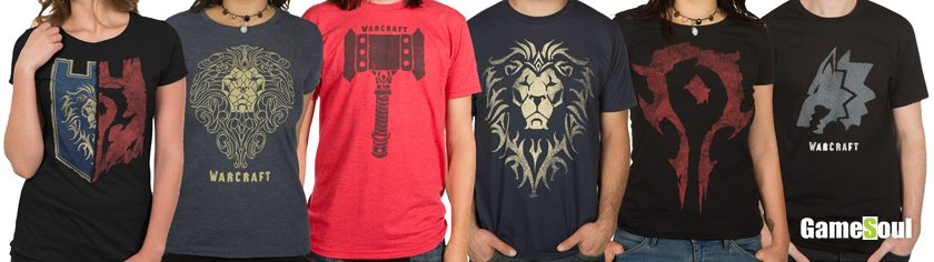 All You Can Loot: T-shirt Warcraft