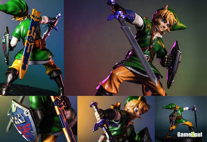 All You Can Loot: Link Figure