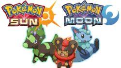 Pokémon Sole e Luna: trailer E3 e tante informazioni